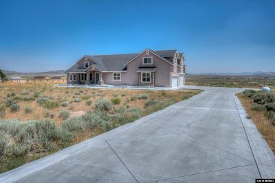 Reno Single Family Home For Sale: 11566 Osage Road