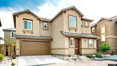 Sparks Single Family Home For Sale: 6683 Russian Thistle