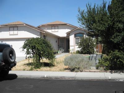Reno Single Family Home Active/Pending-Loan: 8077 Anchor Point