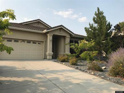 Reno Single Family Home For Sale: 7225 Heritage Oaks