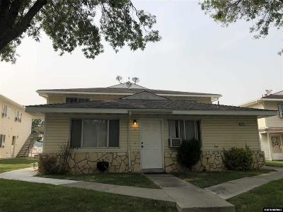 Reno Condo/Townhouse Active/Pending-Loan: 4931 Catalina #3