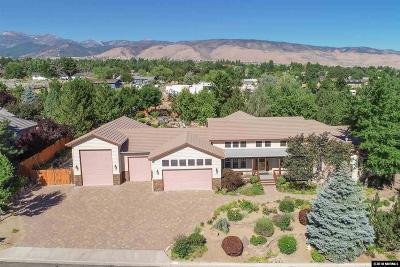 Washoe County Single Family Home Active/Pending-Loan: 115 Gazelle Road
