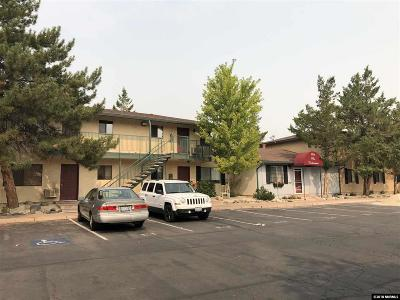 Reno Condo/Townhouse For Sale: 197 E Grove St #E-7
