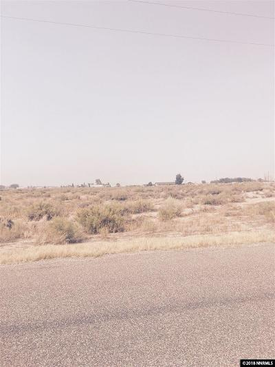 Yerington Residential Lots & Land For Sale: 18a Fox Ln