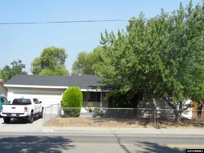 Carson City Single Family Home For Sale: 2725 Silver Sage Drive