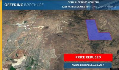 Reno Residential Lots & Land For Sale: Jay Bird