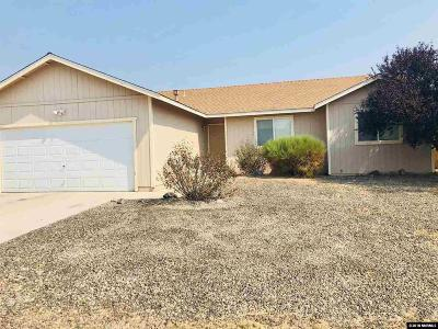 Fernley Single Family Home For Sale: 254 Emigrant Way