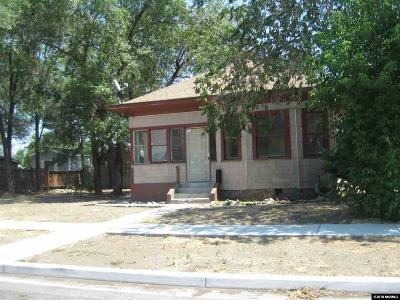 Sparks Multi Family Home For Sale: 402 5th Street #A&B