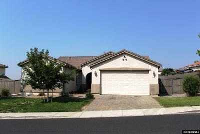 Reno Single Family Home For Sale: 8085 Opal Station