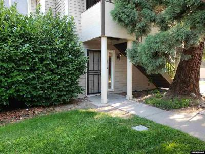 Sparks Condo/Townhouse For Sale: 2104 Roundhouse Dr