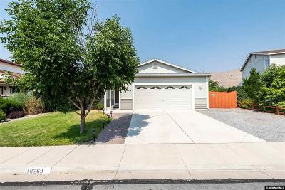 Reno Single Family Home Price Reduced: 18269 Morning Breeze Drive