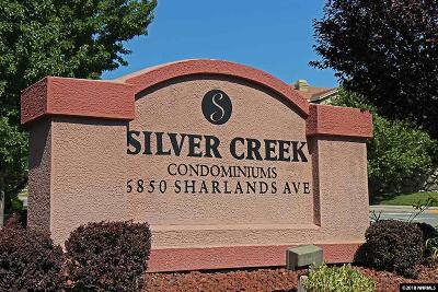 Reno Condo/Townhouse Active/Pending-Loan: 6850 Sharlands Avenue #AC2175