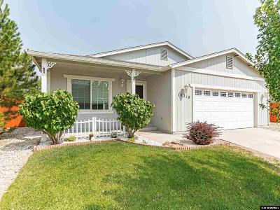Reno Single Family Home For Sale: 18210 Oakbrook