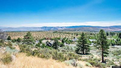 Reno Residential Lots & Land For Sale: N Timberline Drive