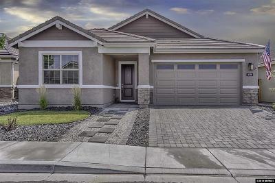 Sparks Single Family Home For Sale: 4978 Monrovia Dr