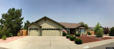 Minden Single Family Home For Sale: 1280 Lariat Ct.