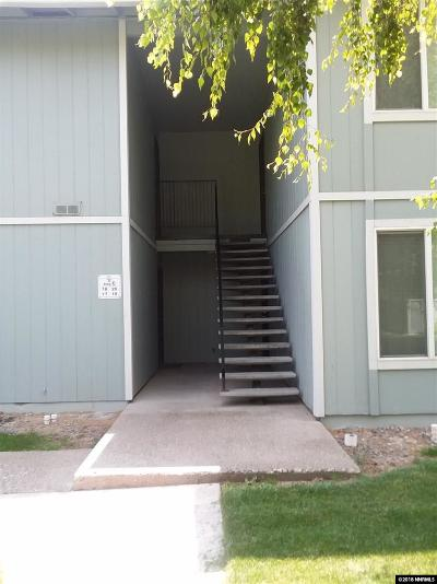 Carson City Condo/Townhouse Active/Pending-Loan: 400 S Saliman St. #18C