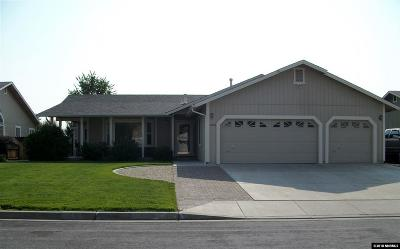 Sparks Single Family Home Active/Pending-Call: 2136 Tanager Court