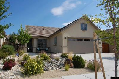 Reno Single Family Home For Sale: 9375 Wrenwood Court