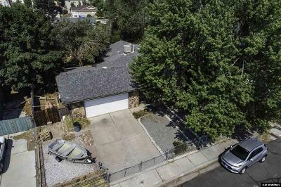 Washoe County Single Family Home For Sale: 2775 Severn Dr