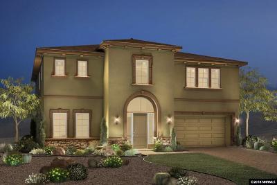 Washoe County Single Family Home For Sale: 9288 Blue Basin Trail #Meribel