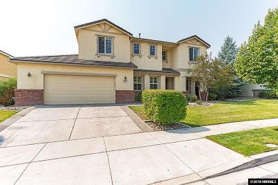 Sparks Single Family Home For Sale: 3743 Kepler Dr.
