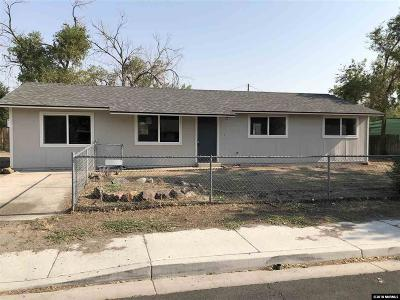 Fernley Single Family Home For Sale: 330 Dianne Way