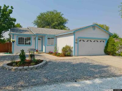 Sun Valley Single Family Home For Sale: 5596 Osprey