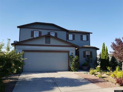 Washoe County Single Family Home For Sale: 7409 Tallgrass