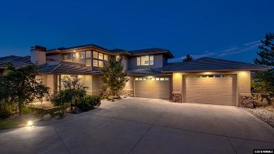Washoe County Single Family Home For Sale: 3036 Palmer Pointe