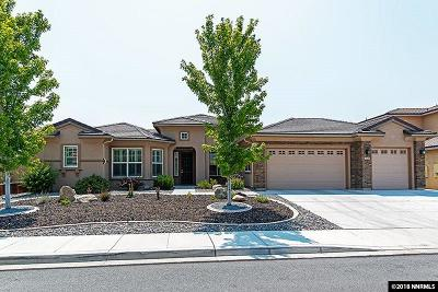 Washoe County Single Family Home For Sale: 2930 Bull Rider Drive