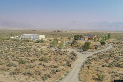 Reno Single Family Home For Sale: 6080 Range Land Rd