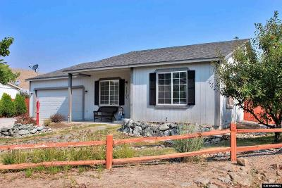 Washoe County Single Family Home For Sale: 17705 Fairfax Court