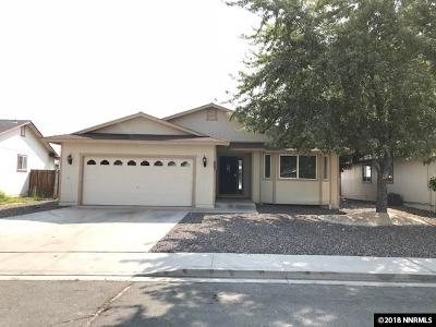 Fernley Single Family Home Active/Pending-Call: 663 Silverlace Blvd.