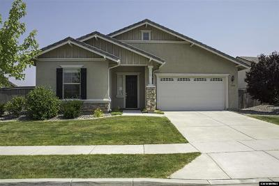Washoe County Single Family Home For Sale: 7180 Rutherford