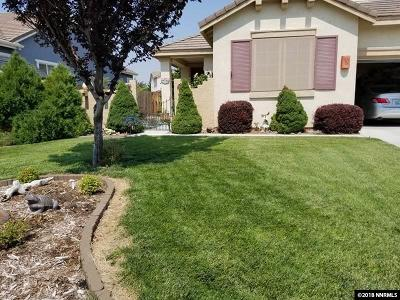 Fernley Single Family Home For Sale: 1414 Wind River