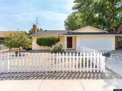 Reno Single Family Home For Sale: 4690 Spring