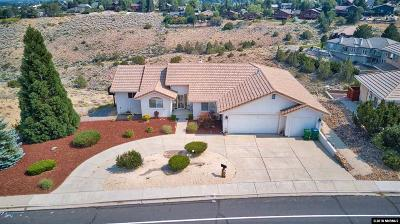 Washoe County Single Family Home Active/Pending-Loan: 3825 Cashill Blvd