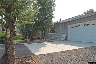 Minden Single Family Home Price Reduced: 2675 Buckboard Court