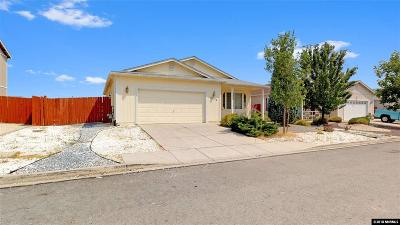 Reno Single Family Home For Sale: 18156 Cedar View Drive