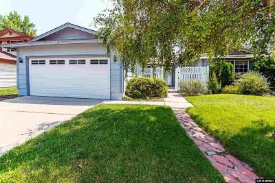Reno Single Family Home For Sale: 4370 San Gabriel Drive