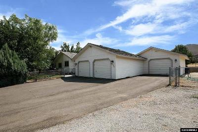 Reno Single Family Home For Sale: 10505 Bighorn Drive