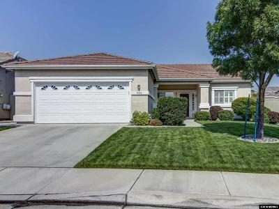 Reno Single Family Home Active/Pending-Loan: 1585 Canyonlands Ct