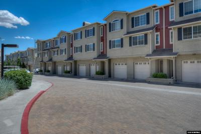 Sparks Condo/Townhouse For Sale: 3141 Sterling Ridge Circle