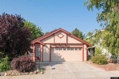 Washoe County Single Family Home For Sale: 5160 Greystone Drive