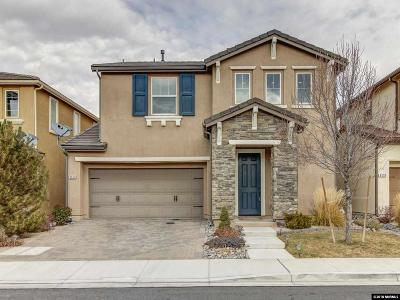 Reno Single Family Home For Sale: 9520 Vikingholm Rd
