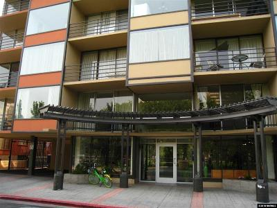 Washoe County Condo/Townhouse For Sale: 280 Island Ave. #302