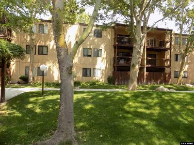 Reno Condo/Townhouse For Sale: 2955 Lakeside Dr. #231