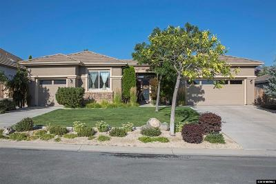 Reno Single Family Home For Sale: 2705 Wind Feather Trail