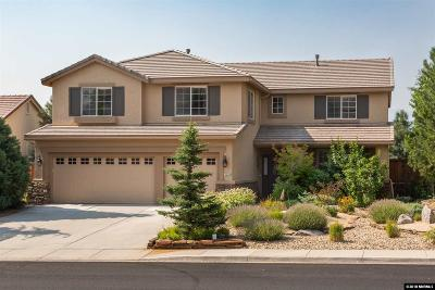Reno Single Family Home For Sale: 7234 Glenmore Court